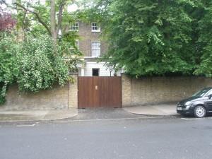 ポール・マッカートニーが住んでいた家