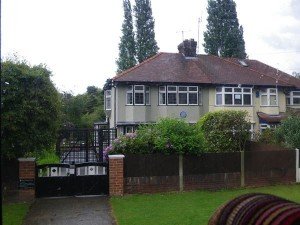 ジョン・レノンの家