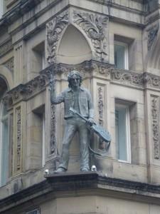 ジョン・レノンの像2