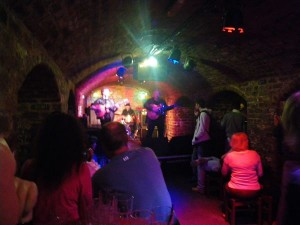 LIVE風景 at the CAVERN CLUB