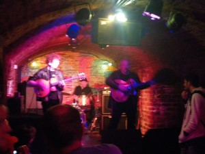 LIVE風景 at the CAVERN CLUB2
