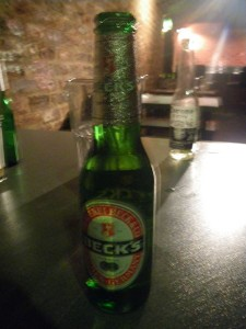BECK'S ビール