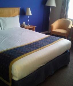リバプールのホリデーインホテル